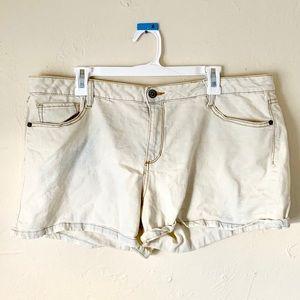 NWOT Denim Shorts